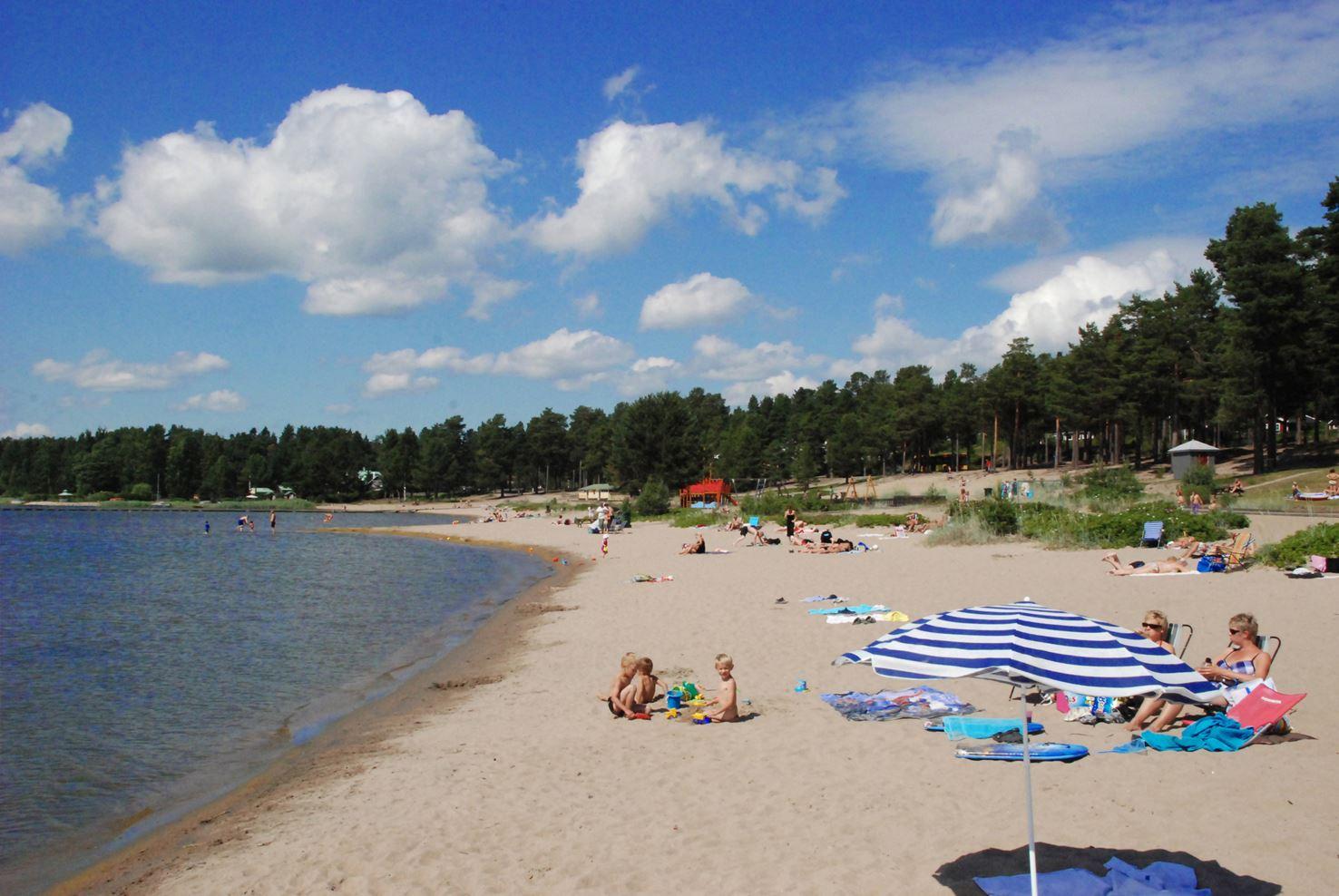 Malnbadens Camping/Stugor