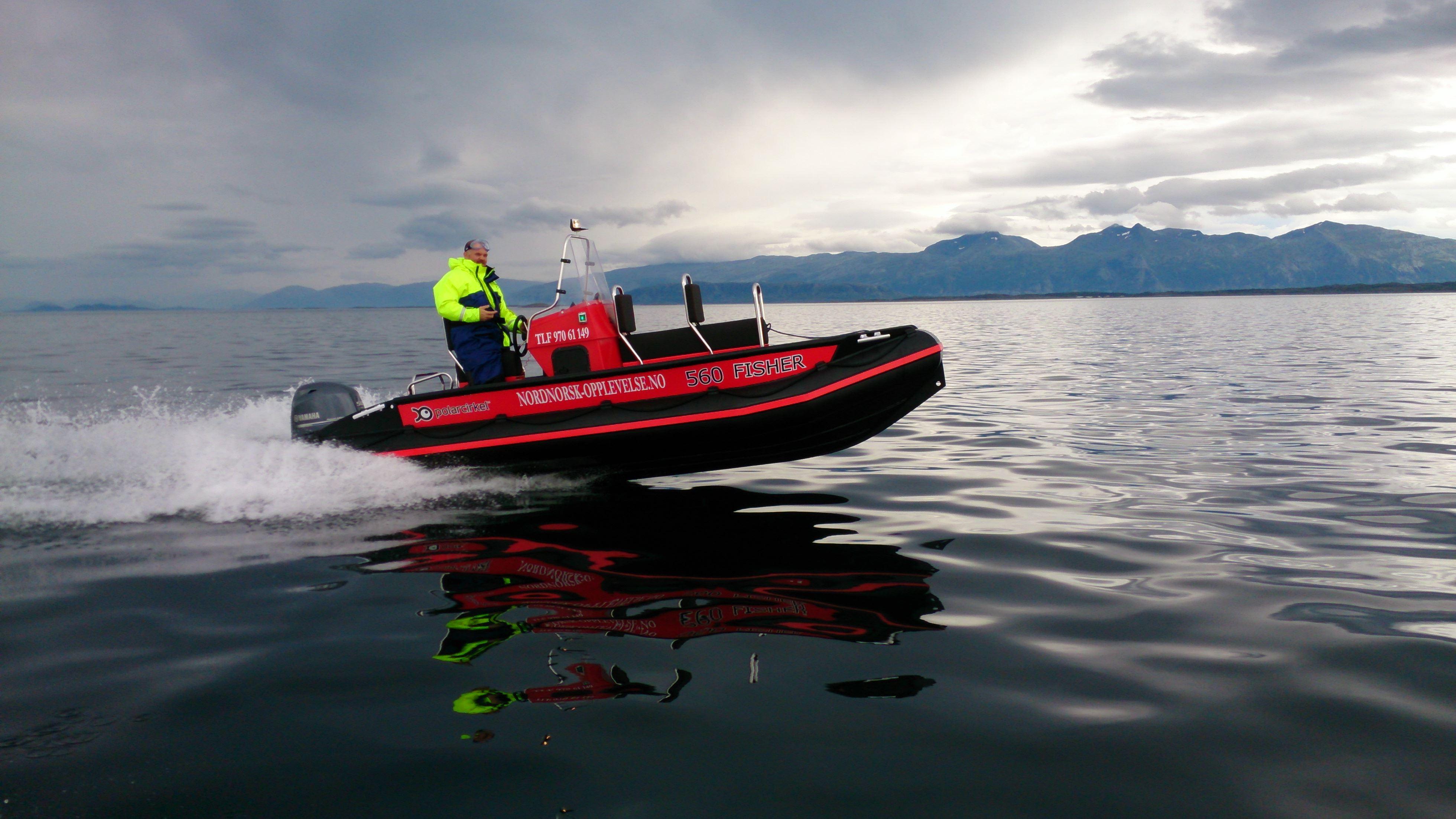 Nordnorsk Opplevelse,  © Nordnorsk Opplevelse, Fiskebåt Nordnorsk Opplevelse