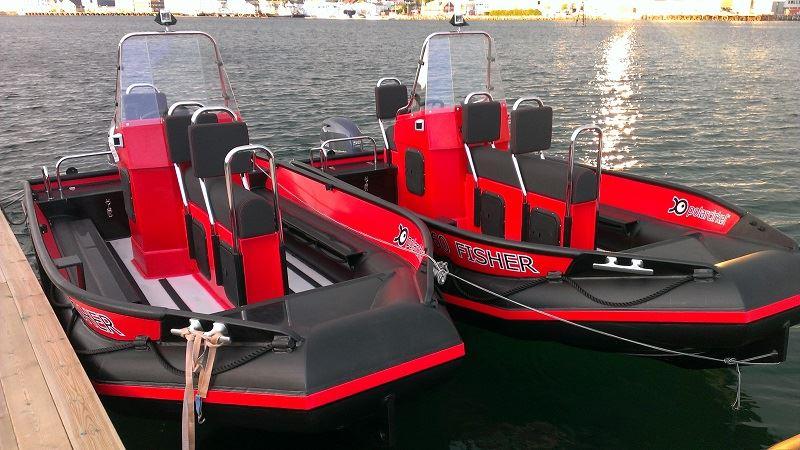 Nordnorsk Opplevelse,  © Nordnorsk Opplevelse, Fiskebåter Nordnorsk Opplevelse