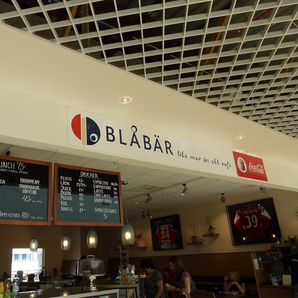 Café Blåbär