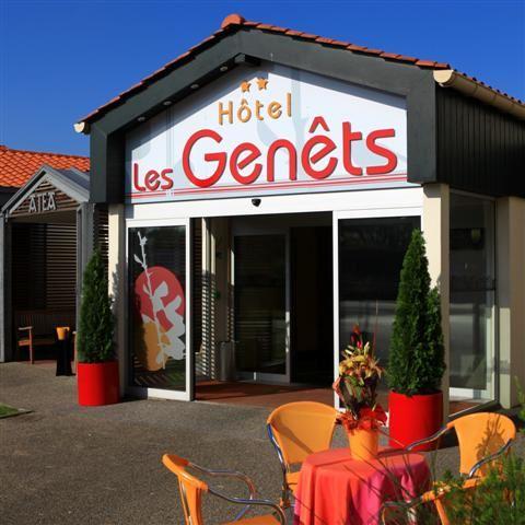 Hôtel Les Genêts