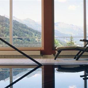 Alpine Spa Hotel Haus Hirt Bad Gastein