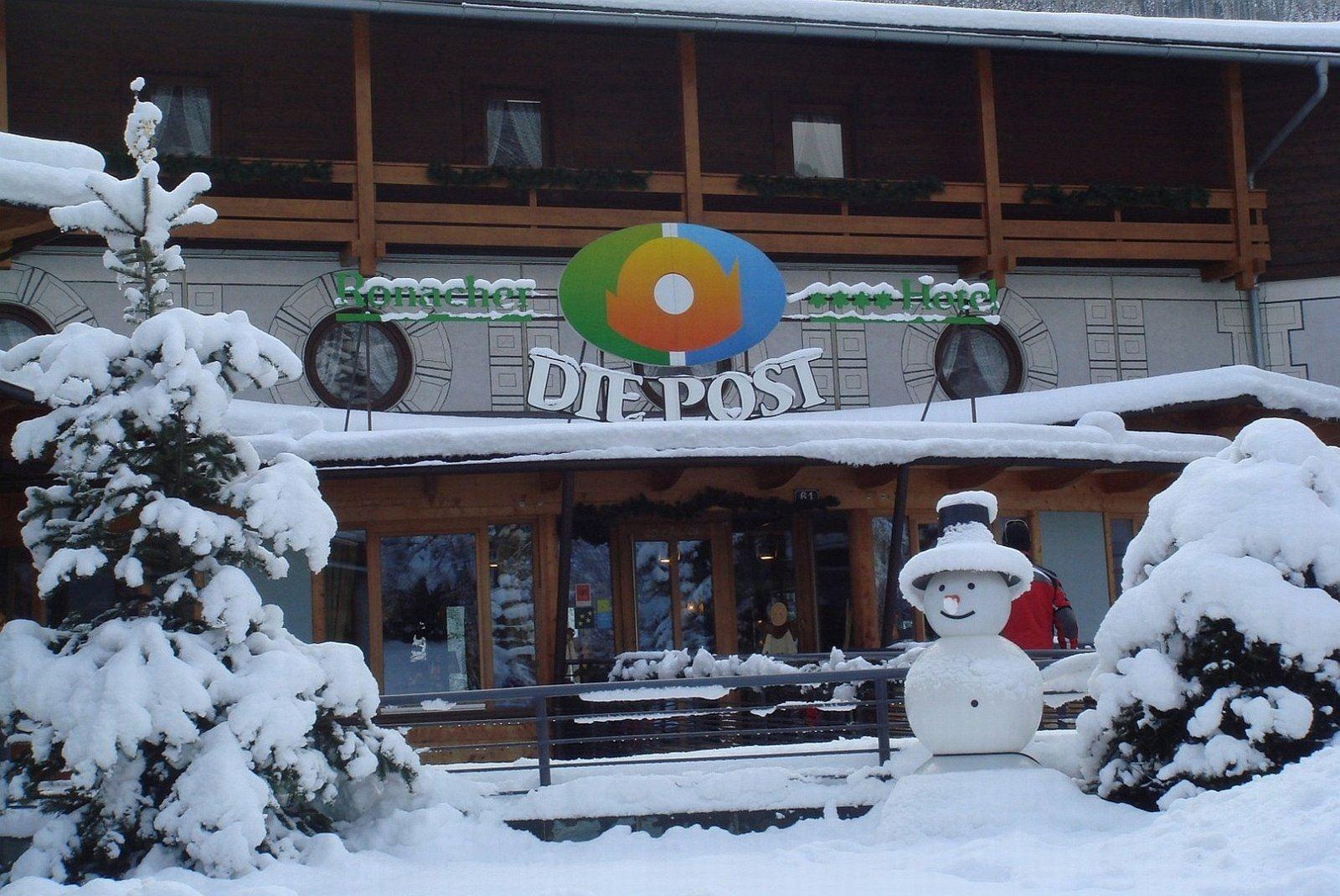 Hotel Die Post - Bad Kleinkirchheim