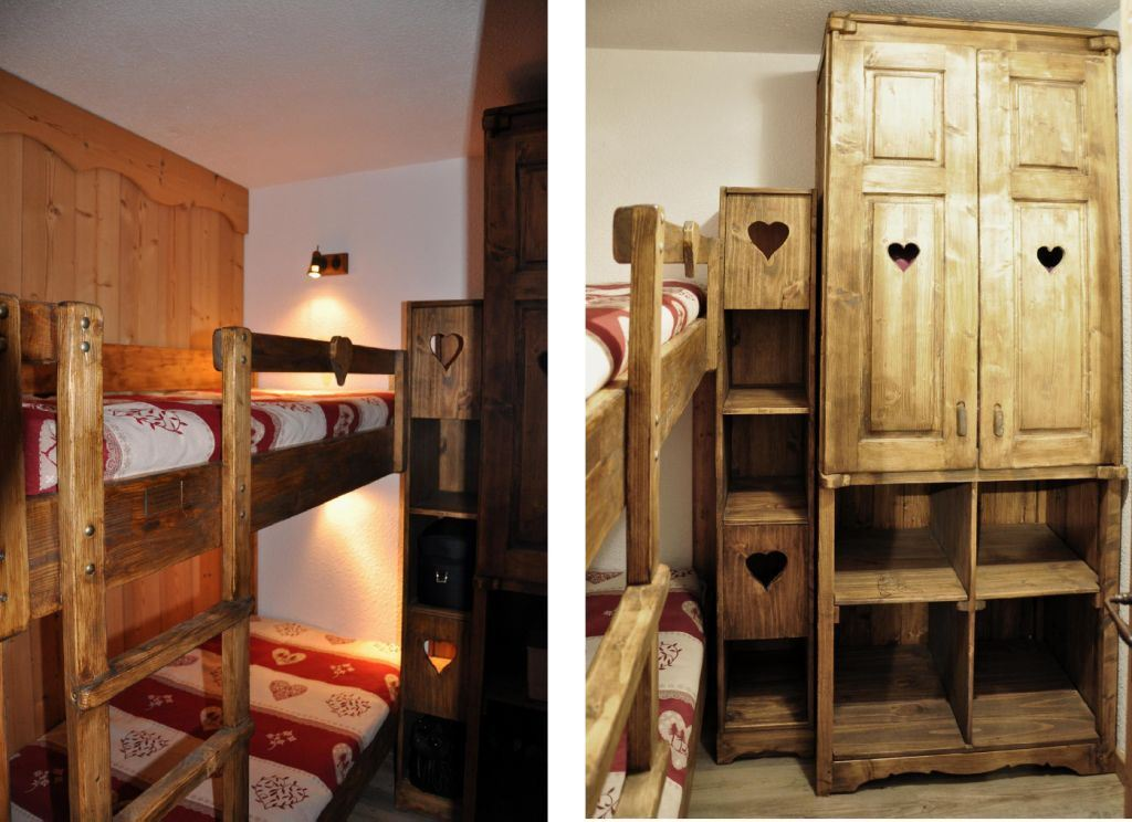 Lauzières 508 /Appartement 2 pieces cabin 4 people comfort
