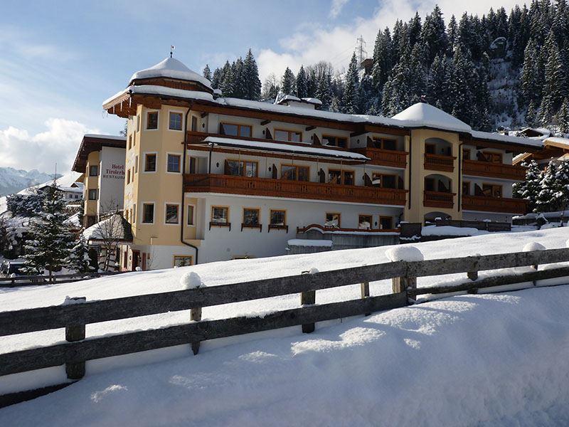 Alpenhotel Tirolerhof - Gerlos