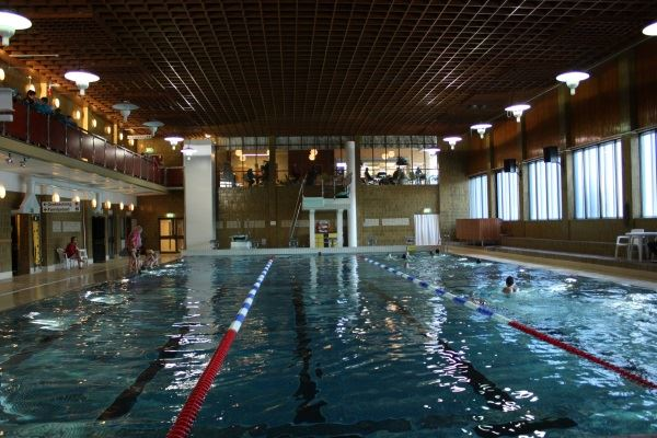 Simhallen Sporthallen Ludvika
