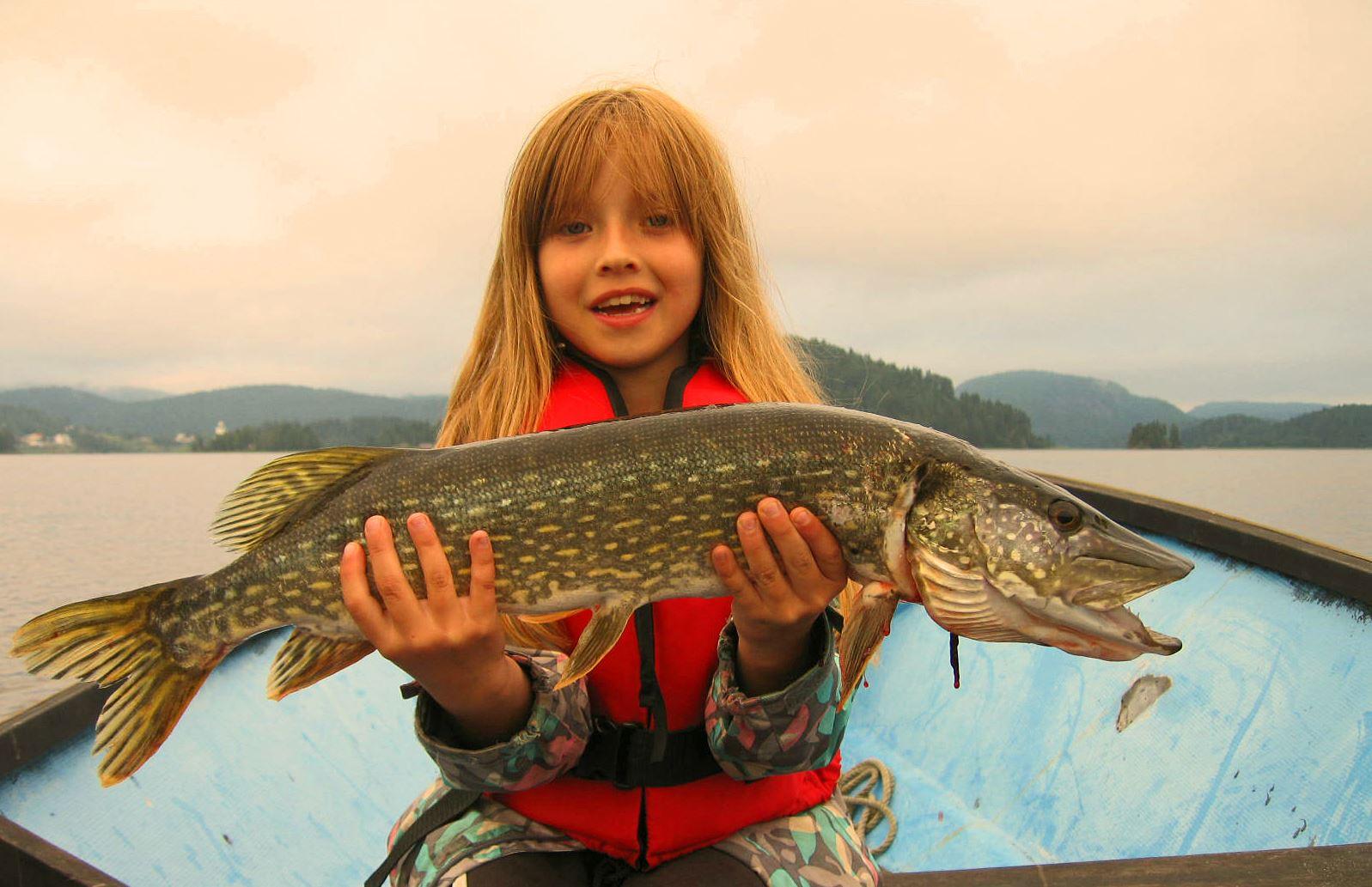 Fiske i Lycksele