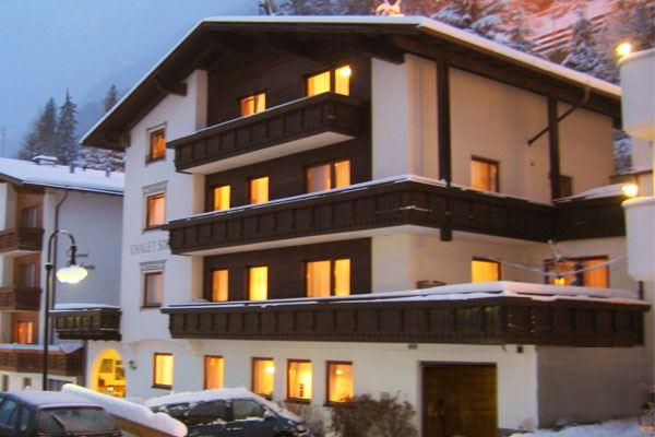 Apparteenthaus Chalet Sofie