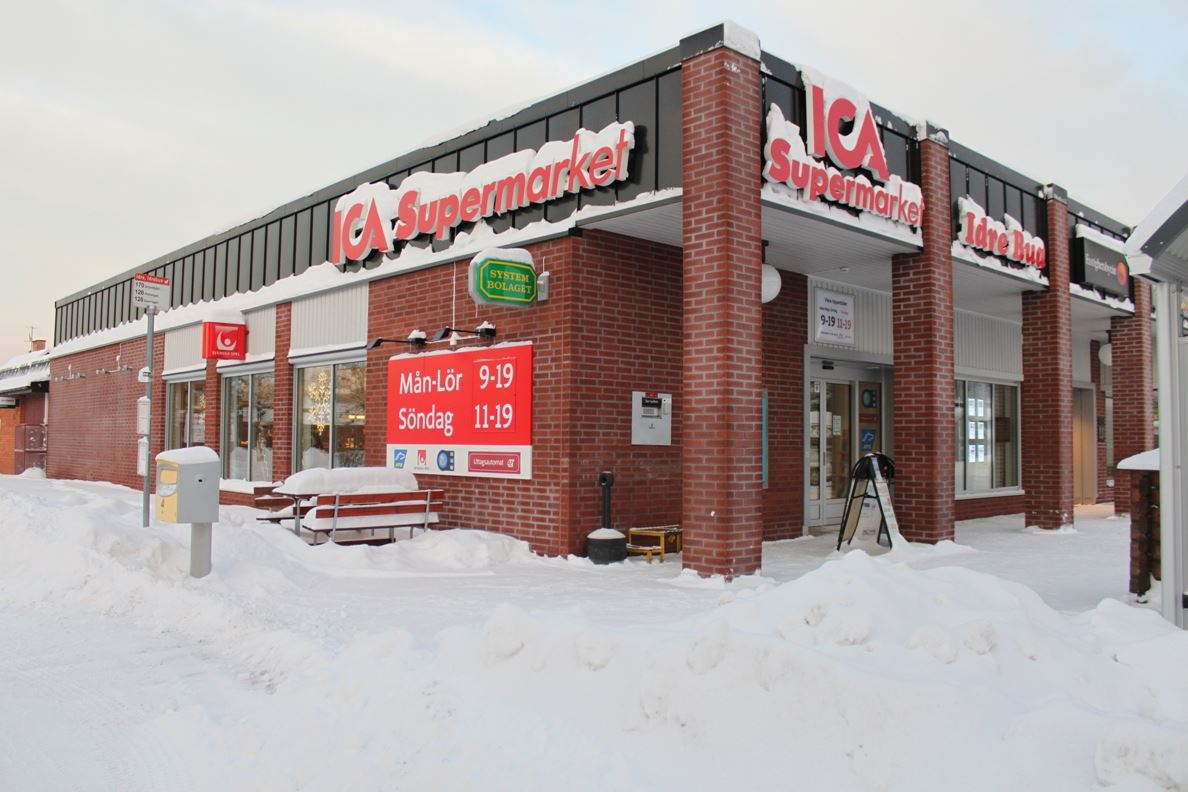Supermarket Idrebua