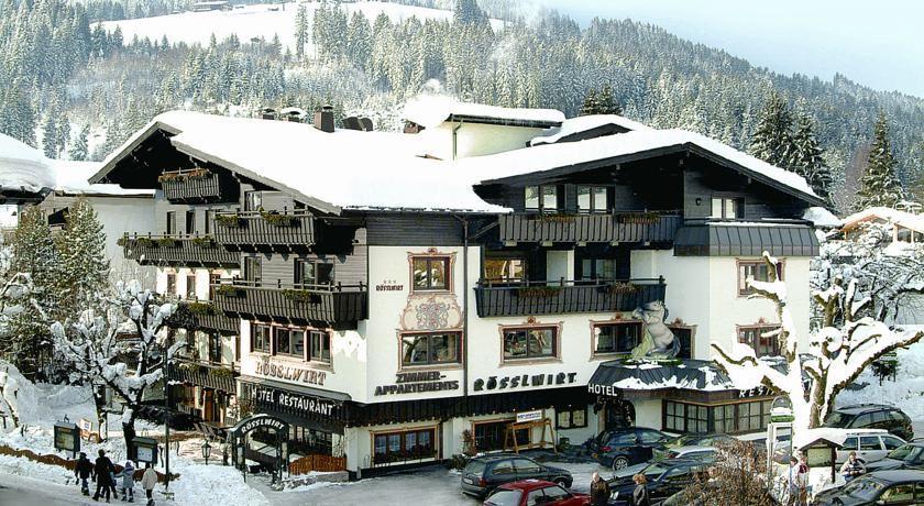 Hotel Rösslwirt - Kirchberg