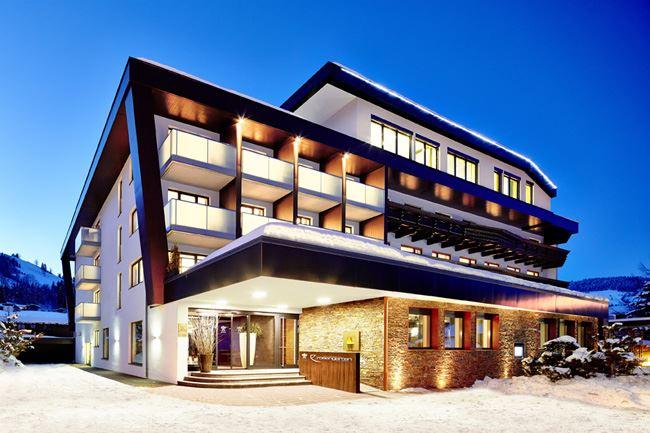 Hotel Rosengarten - Kirchberg