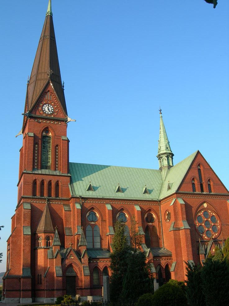 Asmundtorp's church