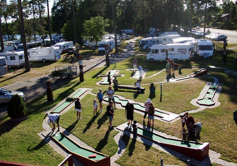 Karlsborgs Camping/Camping