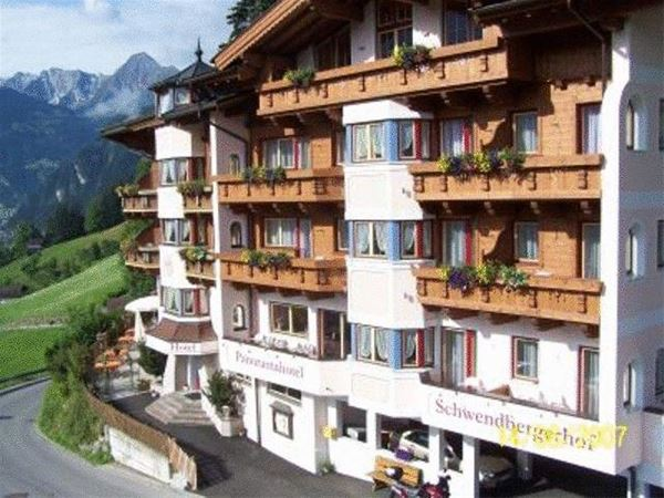 Panoramahotel Schwendbergerhof - Mayrhofen