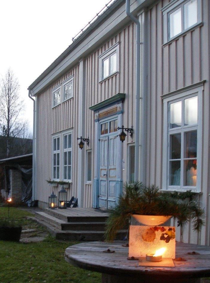 A.E Lindgren, Tuggengården art galery