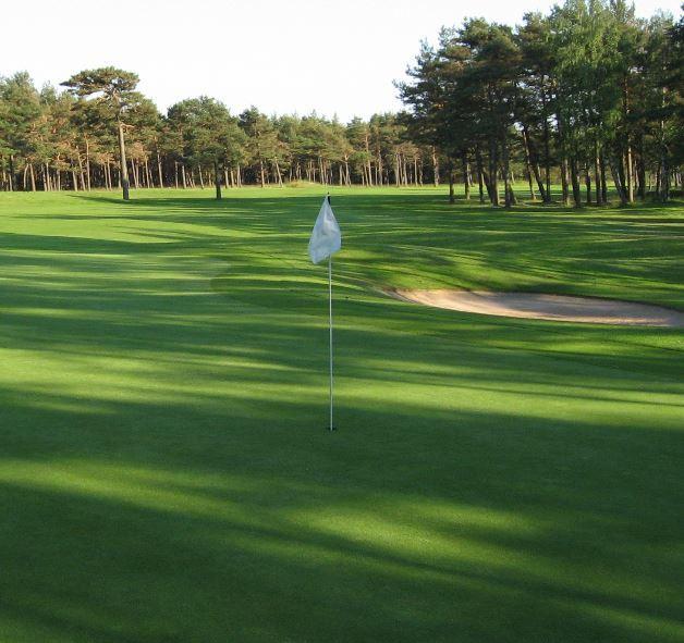 Halmstad Golfklubb Norra Banan