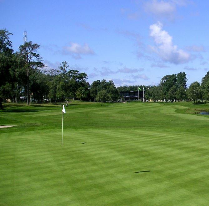 Halmstad Golfklubb Södra banan