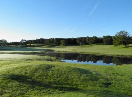 Halmstad Tönnersjö Golfbana