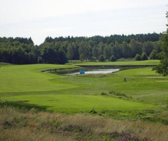 Varbergs Golfklubb Västra banan