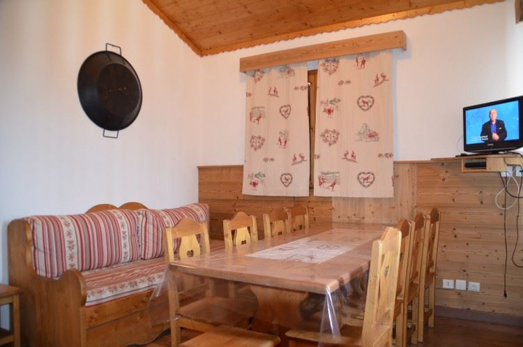 5 Rooms 8 Pers ski-in ski-out / BOSSON 403