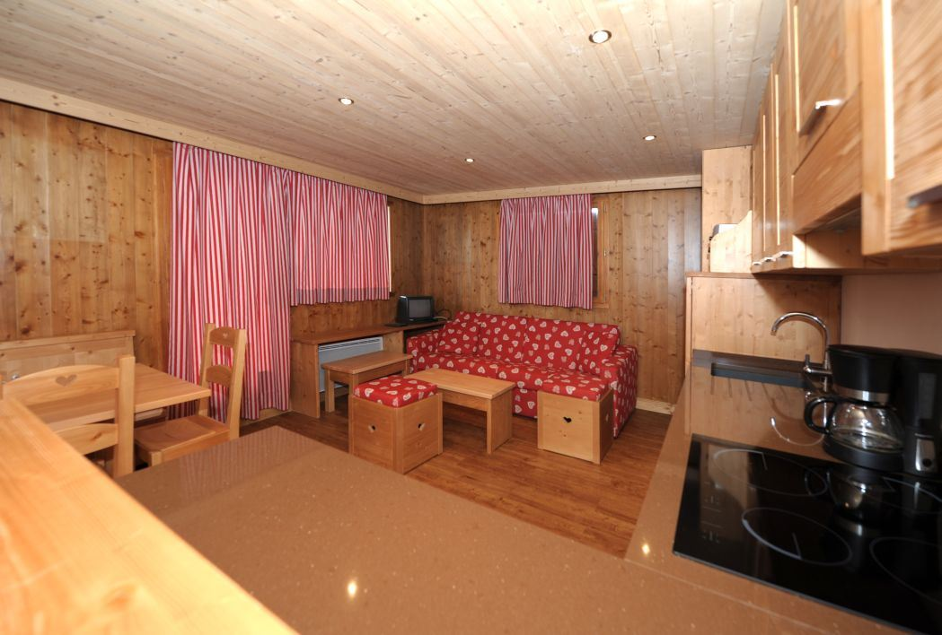 3 Rooms 6 Pers ski-in ski-out / COURMAYEUR 301