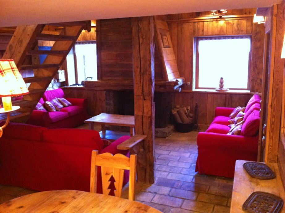 9 Rooms 14/16 Pers ski-in ski-out / CHALET NECOU 0