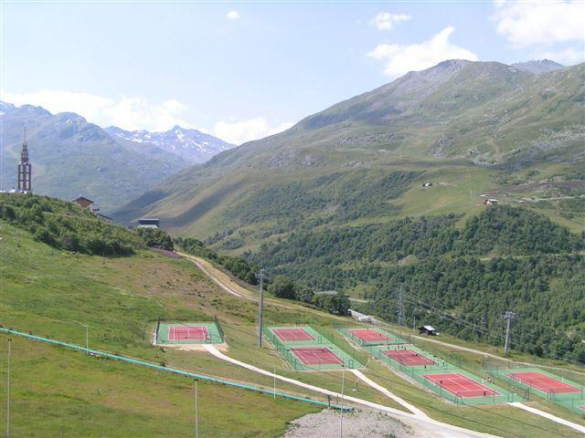 4 Pièces 8 Pers skis aux pieds / GRANDE MASSE 1012