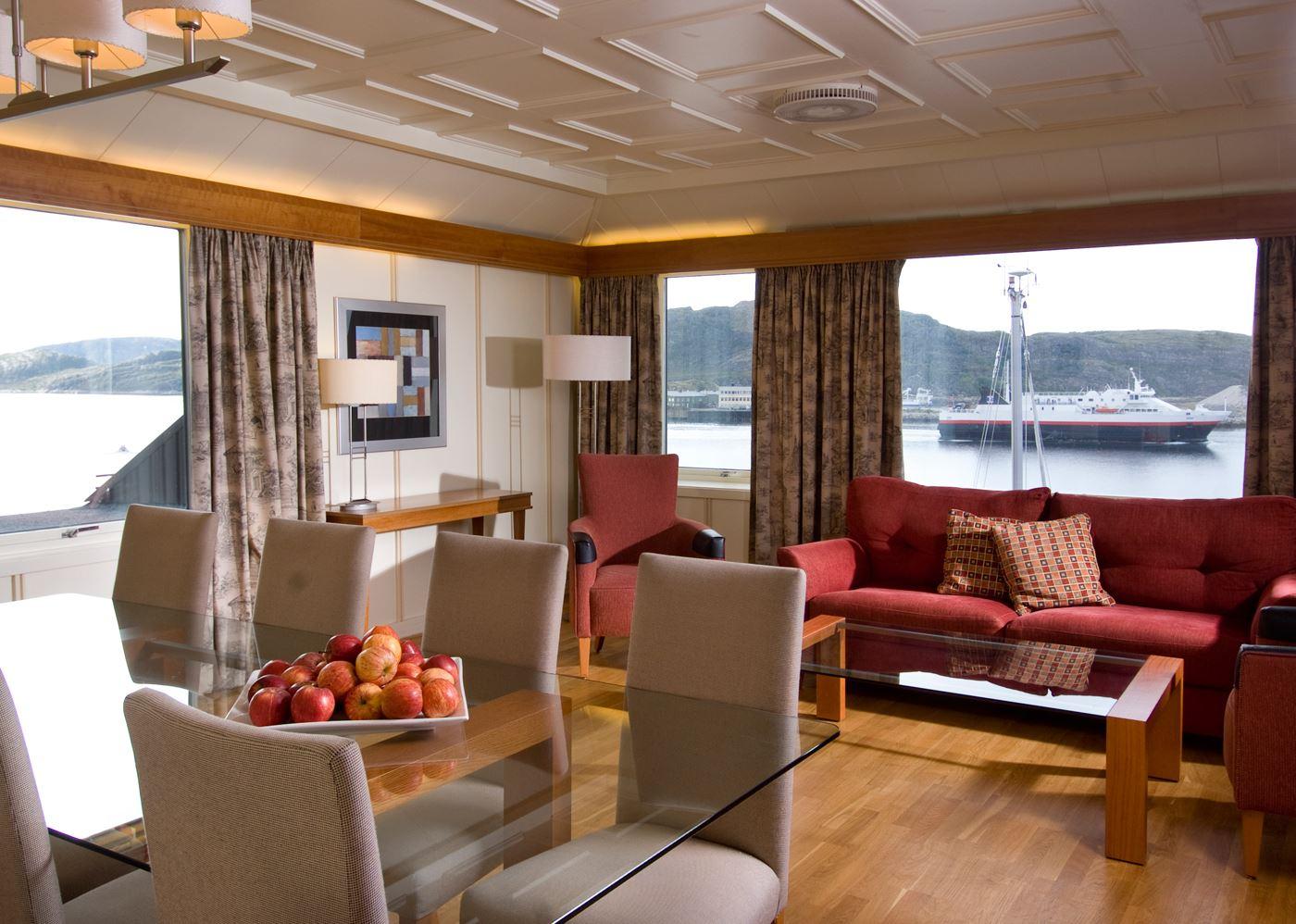 Rica Hotel Bodø, Suite på Scandic Bodø