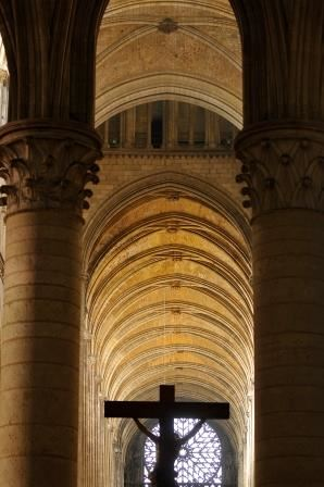 Unusual Cathedral (guided tour in FRENCH)