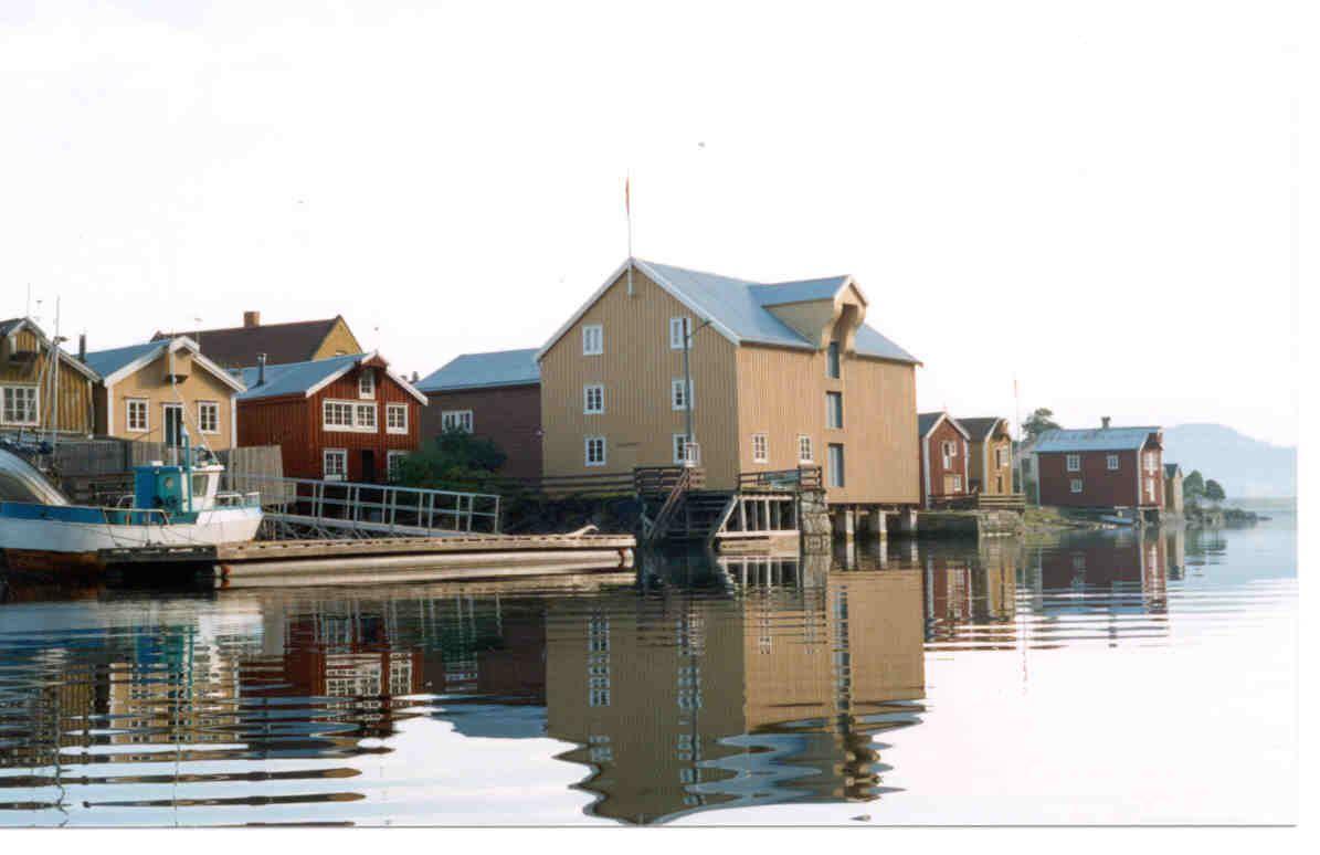Helgeland Museum department Vefsn (Mosjøen)