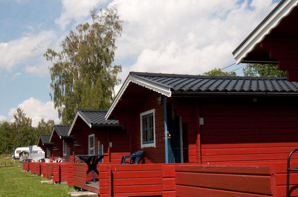 Mjölknabbens Camping,  © Mjölknabbens Camping, Campingstuga hos Mjölknabbens Camping