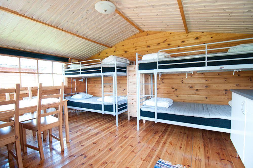 Mjölknabbens Camping,  © Mjölknabbens Camping, Interiör Campingstuga