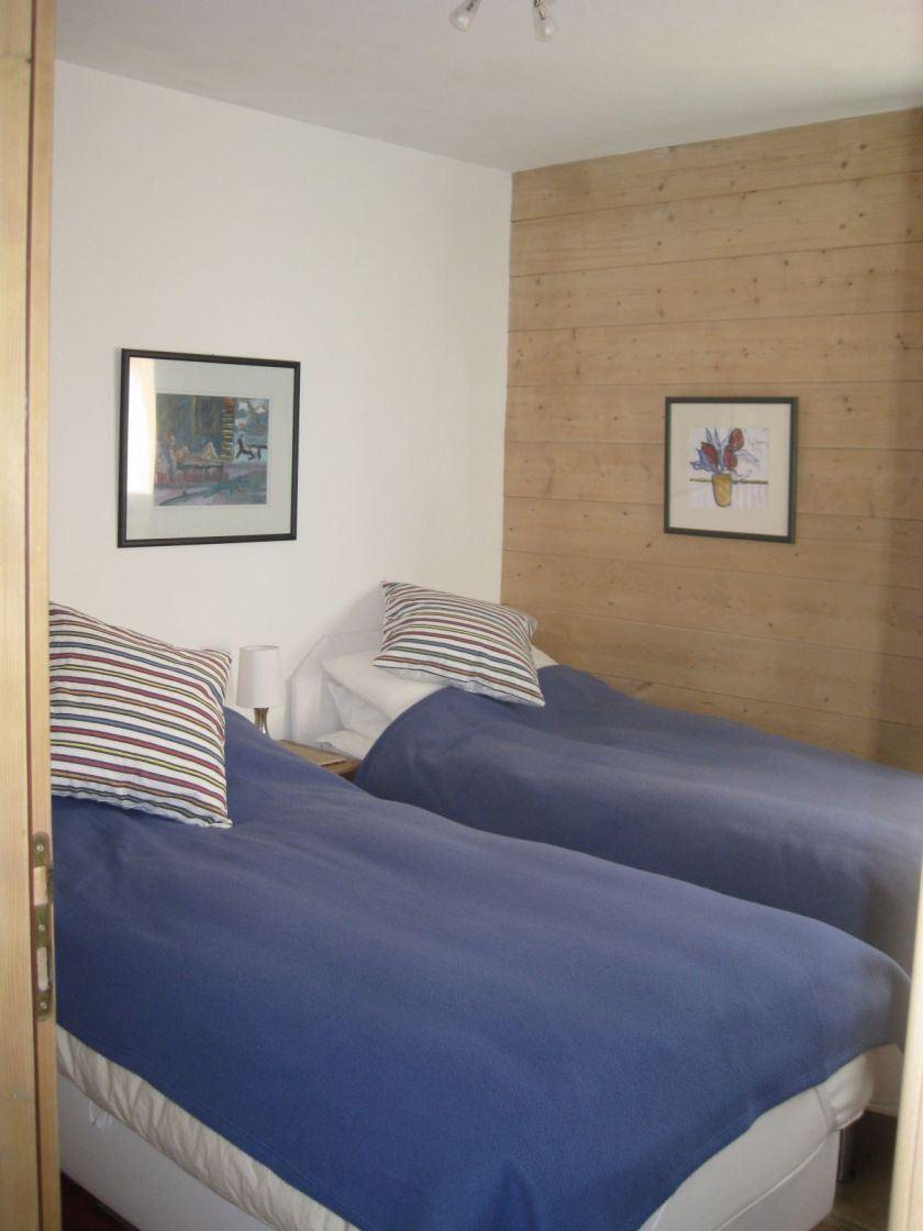 4 Rooms 6 Pers / CHALETS DU DORON B1