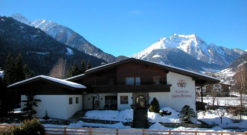 Landhaus Zum Griena - Mayrhofen