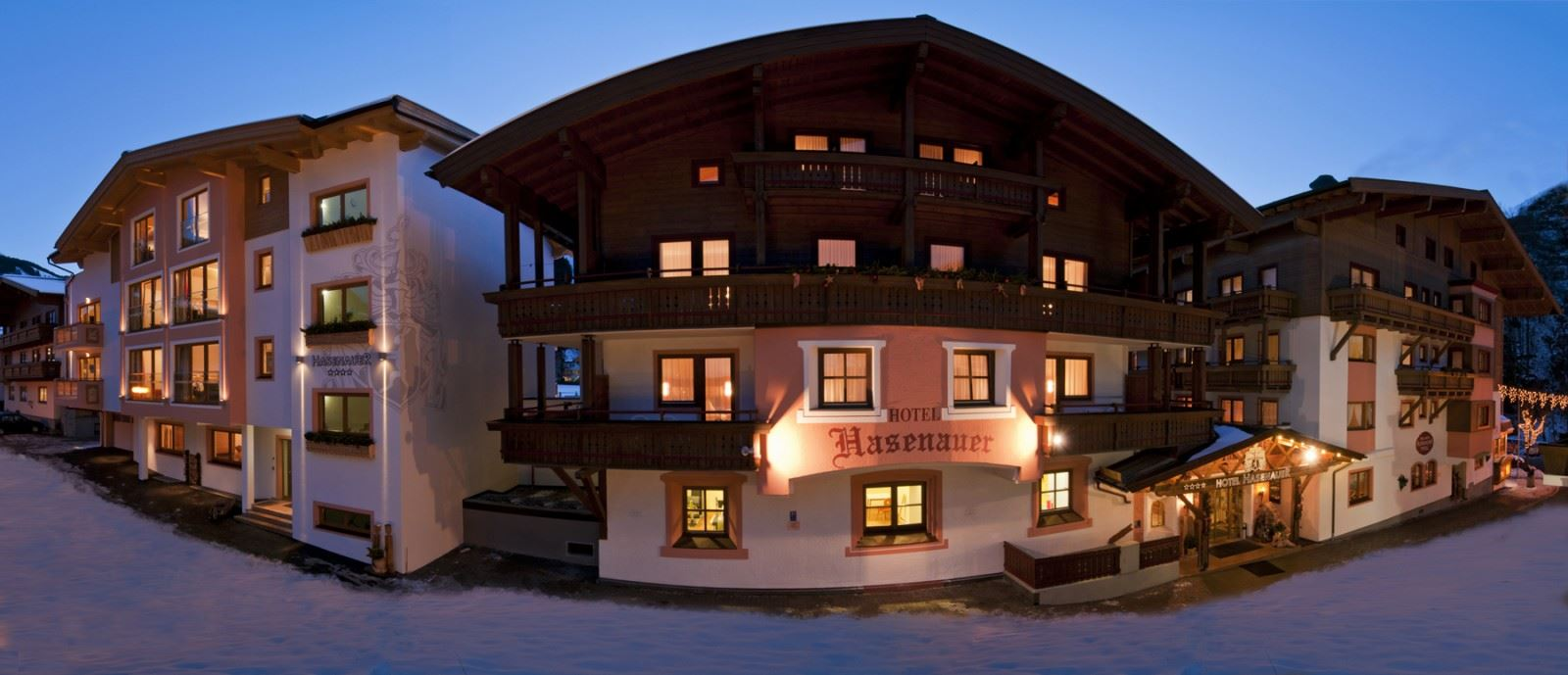 Hotel Hasenauer - Hinterglemm
