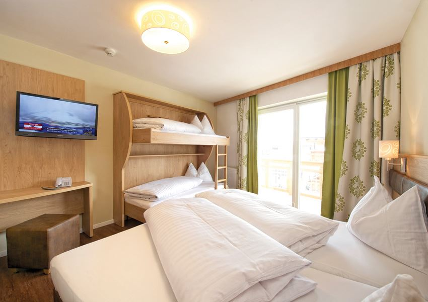 Hotel Alpina - Hinterglemm