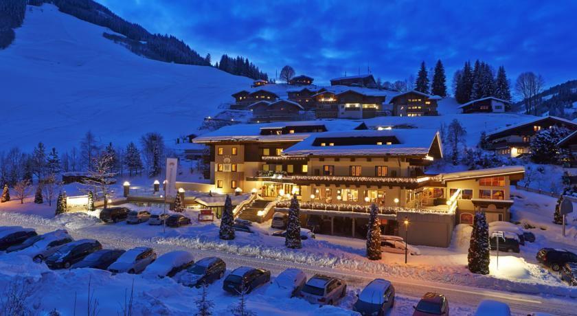Alpin- & Golf Hotel Interstar Alpin - Vorderglemm