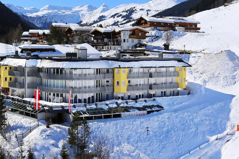 Hotell Residence Hochalm - Hinterglemm