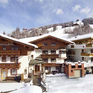 Aparthotel Astrid - Saalbach