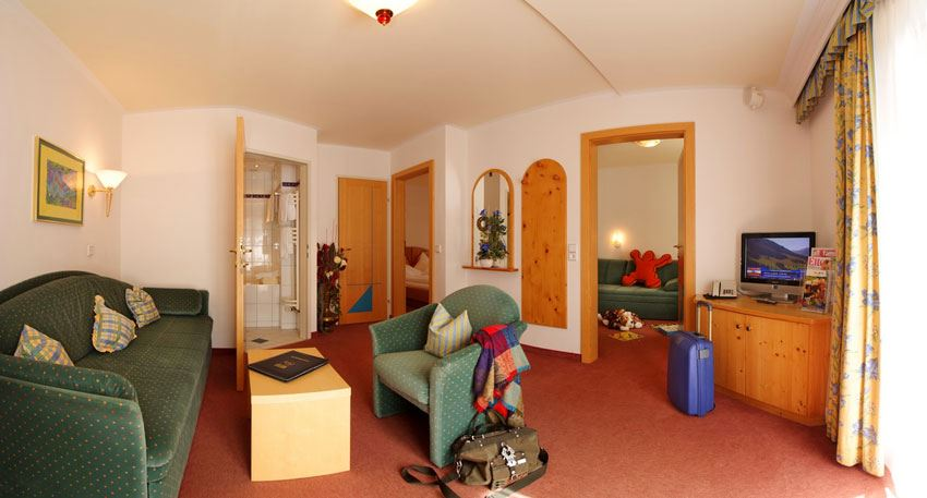 Wellness-und Familienhotel Egger - Hinterglemm