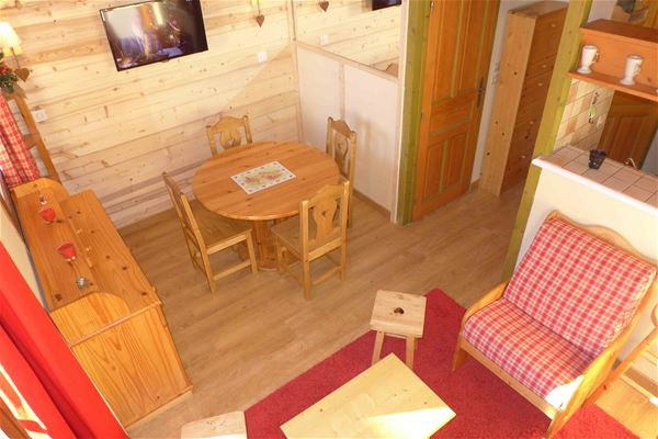 Joker 38 / Apartment 3 pieces mezzanine 6 people