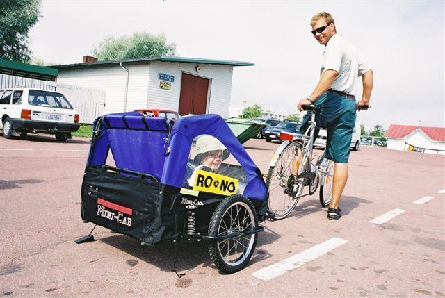 Ro-No Rent: Cykel för ett dygn (24h)