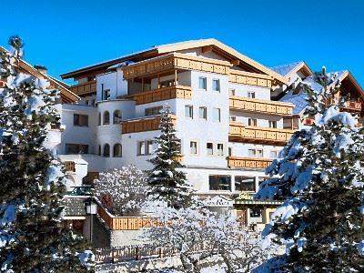 Hotel Rex - Serfaus