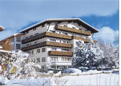 Hotel Silvretta - Serfaus