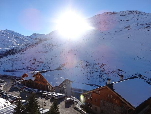 Studio cabine 4 Pers skis aux pieds / SKI SOLEIL 1511