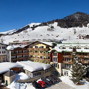 Hotel Schwarzer Adler - St. Anton