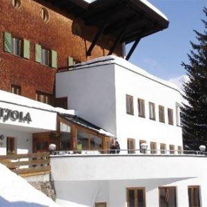 Hotel Montjola Mit Nebenhaus