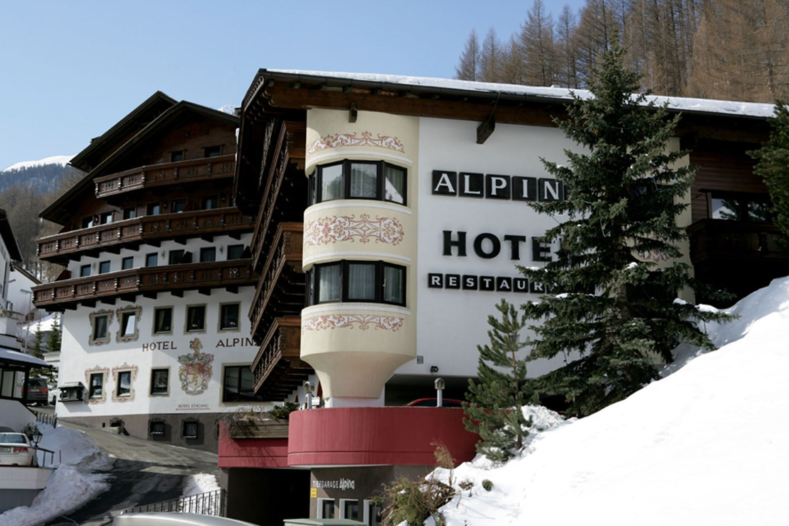Alpina Sölden