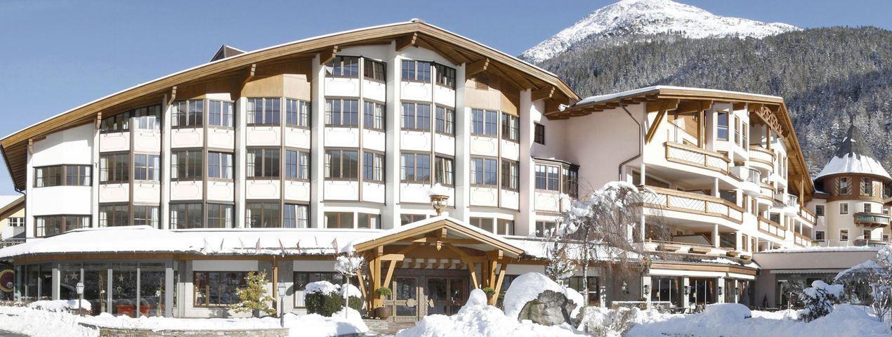 Hotel Central Haupthaus Nebenhaus
