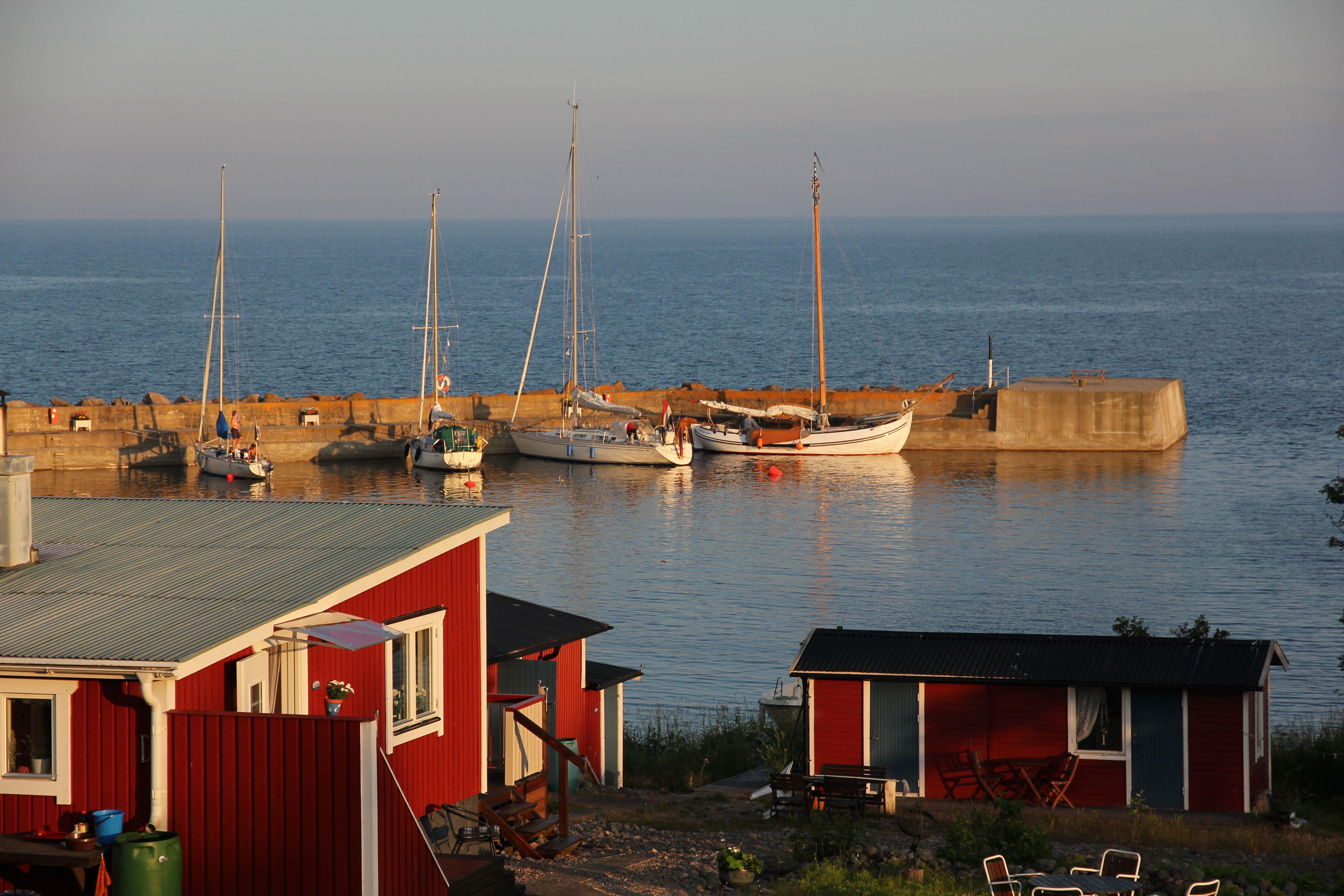Storjungfrun Guest Harbour